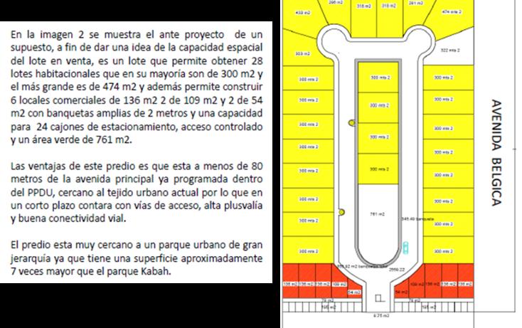 Foto de terreno comercial en venta en  , cancún (internacional de cancún), benito juárez, quintana roo, 1141173 No. 02