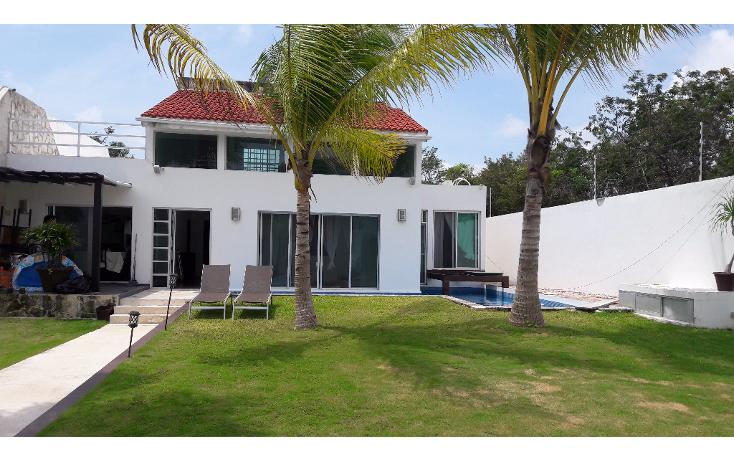 Foto de casa en venta en  , cancún (internacional de cancún), benito juárez, quintana roo, 1976008 No. 01