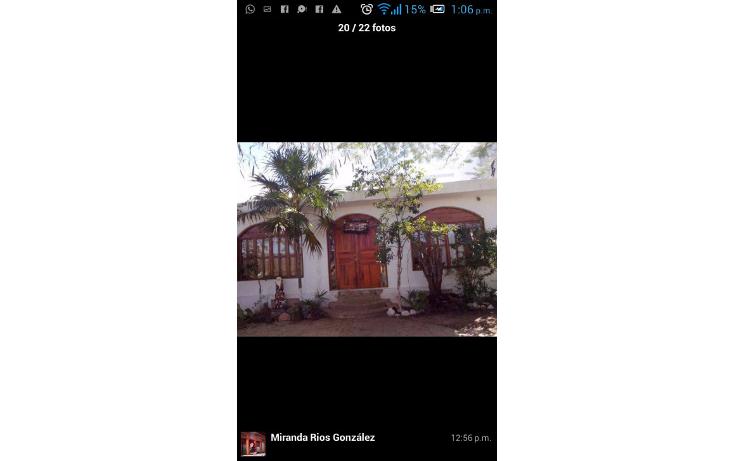 Foto de casa en venta en  , candelaria, valladolid, yucatán, 1052055 No. 25