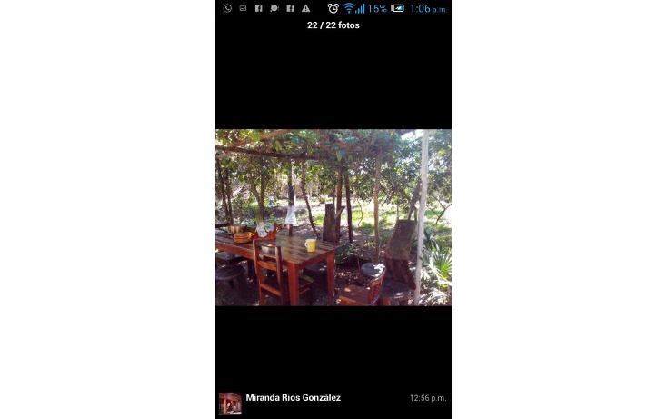 Foto de casa en renta en  , candelaria, valladolid, yucatán, 1633118 No. 26