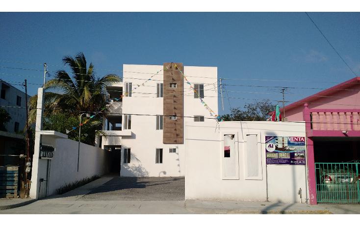 Foto de departamento en venta en  , candelario garza ampliación, ciudad madero, tamaulipas, 1454623 No. 01
