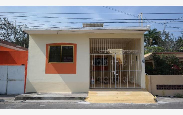 Foto de casa en renta en  , candido aguilar, veracruz, veracruz de ignacio de la llave, 1765204 No. 01