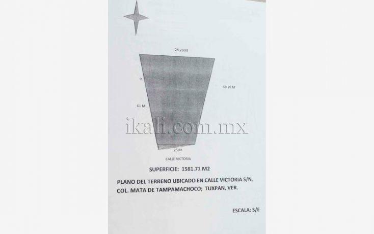 Foto de terreno habitacional en venta en cangrejo, el paraíso, tuxpan, veracruz, 1988588 no 09