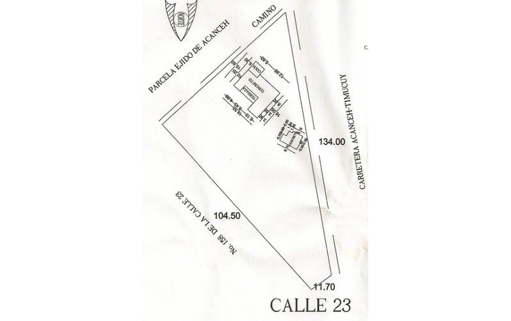 Foto de casa en venta en  , canicab, acanceh, yucat?n, 1066523 No. 08