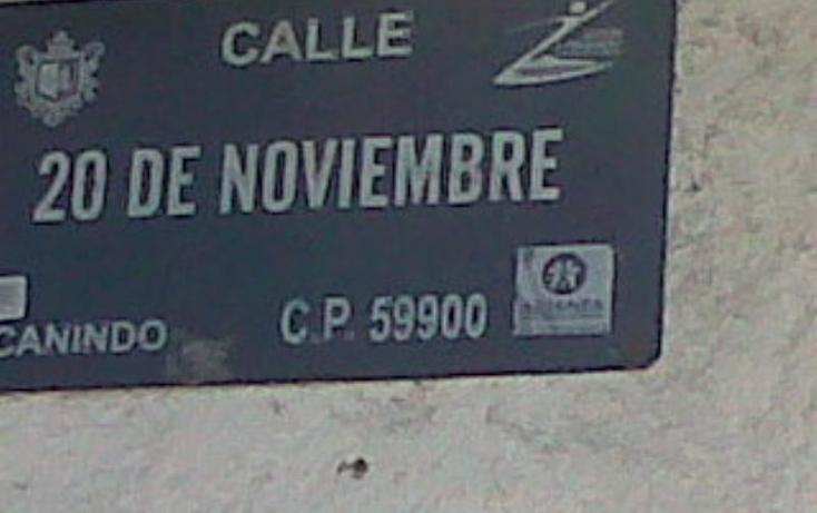 Foto de terreno habitacional en venta en  , canindo, jacona, michoacán de ocampo, 501849 No. 06