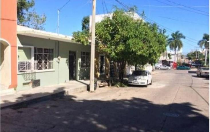 Foto de casa en venta en cañonera tampico 113, centro, mazatlán, sinaloa, 4237101 No. 01