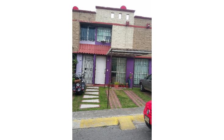 Foto de casa en venta en  , cantaros ii, nicol?s romero, m?xico, 1567320 No. 01