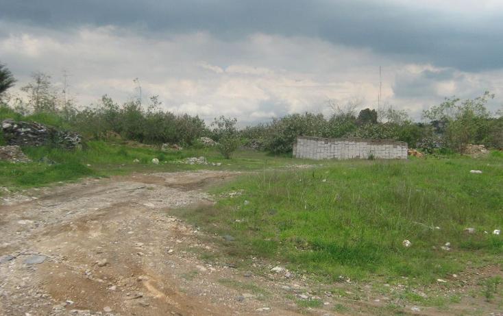 Foto de terreno comercial en venta en  , cantaros iii, nicol?s romero, m?xico, 1353633 No. 03