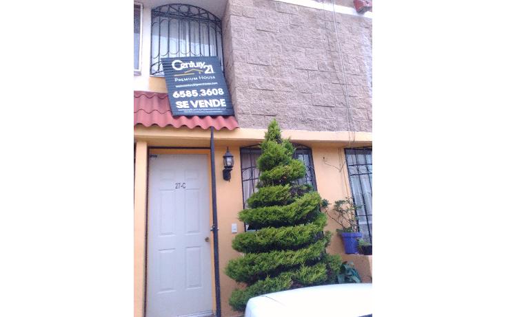 Foto de casa en venta en  , cantaros iii, nicol?s romero, m?xico, 1502583 No. 01