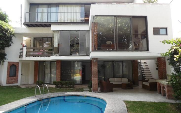 Foto de departamento en renta en  , cantarranas, cuernavaca, morelos, 1430583 No. 01