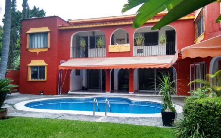 Foto de casa en venta en, cantarranas, cuernavaca, morelos, 2009478 no 01
