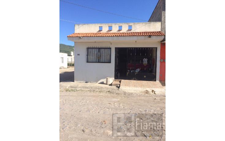 Foto de casa en venta en  , cantera del nayar, tepic, nayarit, 1417659 No. 01