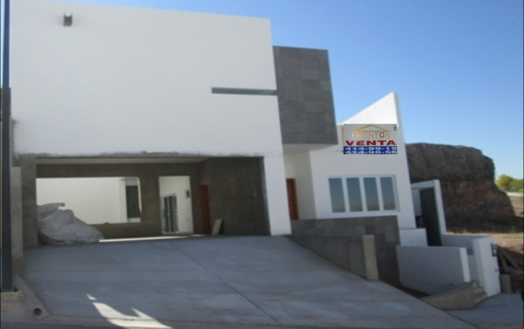 Foto de casa en venta en, cantera del pedregal, chihuahua, chihuahua, 1196185 no 01