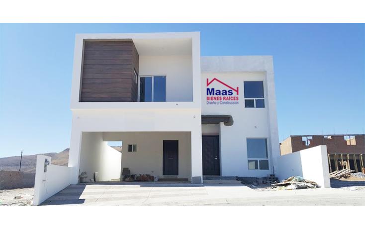 Foto de casa en venta en  , cantera del pedregal, chihuahua, chihuahua, 1636370 No. 01