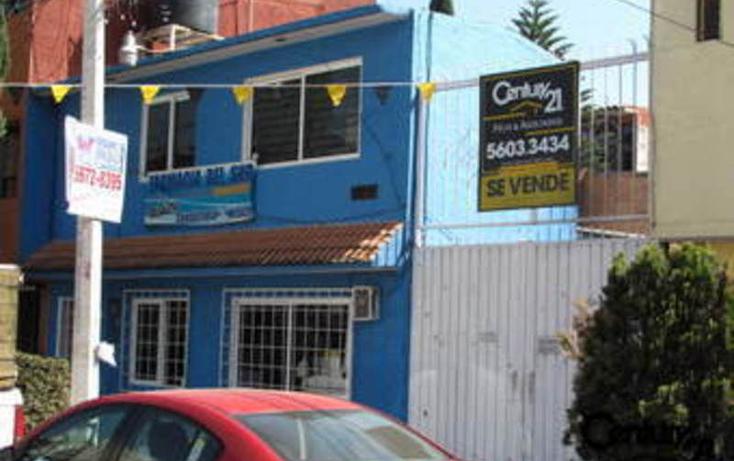 Foto de casa en venta en  , cantera puente de piedra, tlalpan, distrito federal, 1467839 No. 01