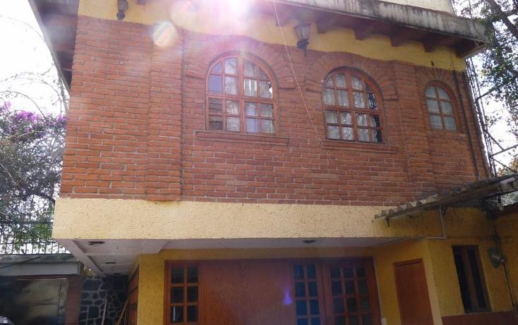 Foto de departamento en renta en  , cantera puente de piedra, tlalpan, distrito federal, 1858640 No. 01