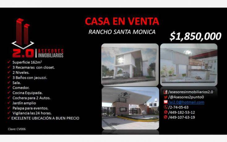 Foto de casa en venta en, canteras de san agustin, aguascalientes, aguascalientes, 1824598 no 01