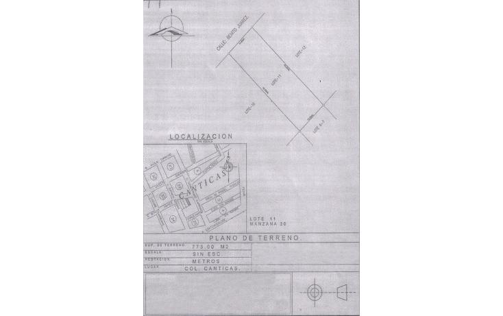Foto de terreno comercial en renta en  , canticas, cosoleacaque, veracruz de ignacio de la llave, 1732186 No. 06