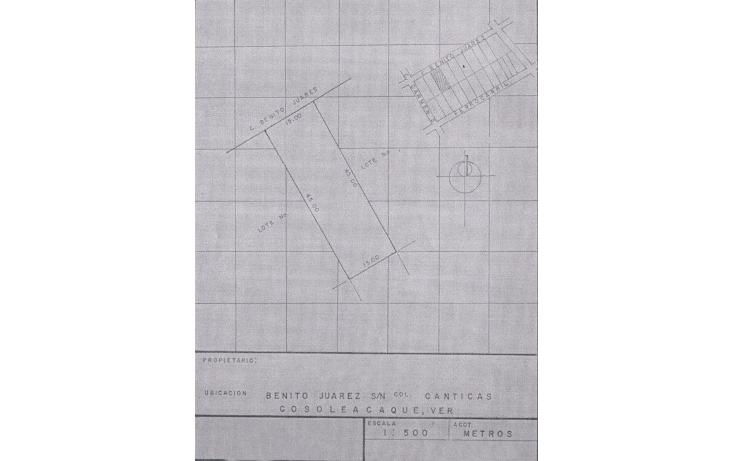 Foto de terreno comercial en renta en  , canticas, cosoleacaque, veracruz de ignacio de la llave, 1732186 No. 07