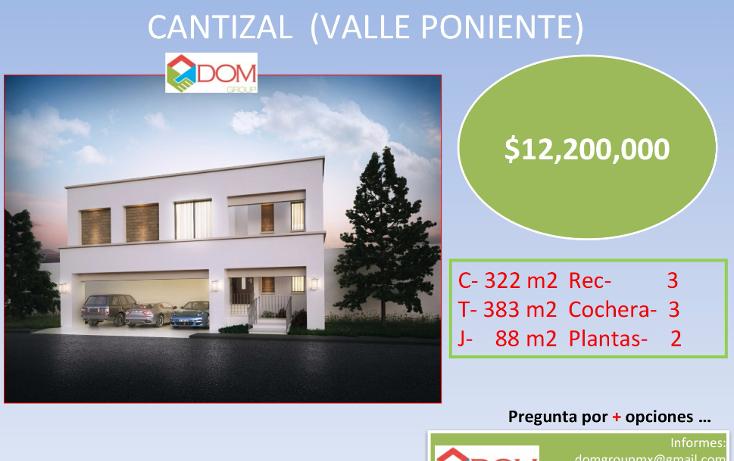 Foto de casa en venta en  , cantizal, santa catarina, nuevo le?n, 1451209 No. 01