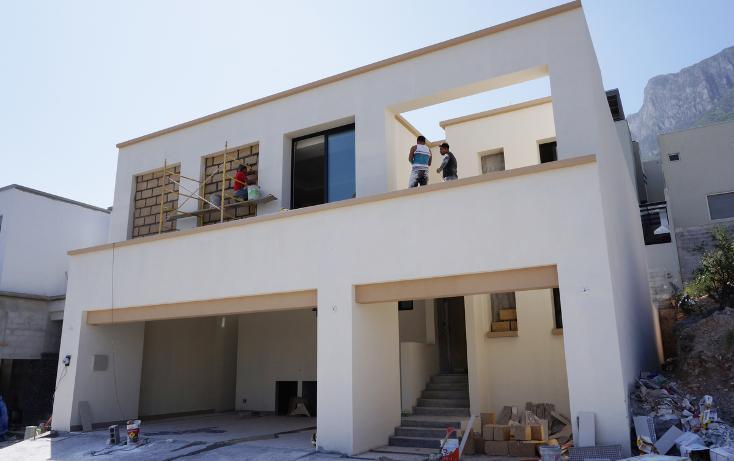Foto de casa en venta en  , cantizal, santa catarina, nuevo león, 1485143 No. 01