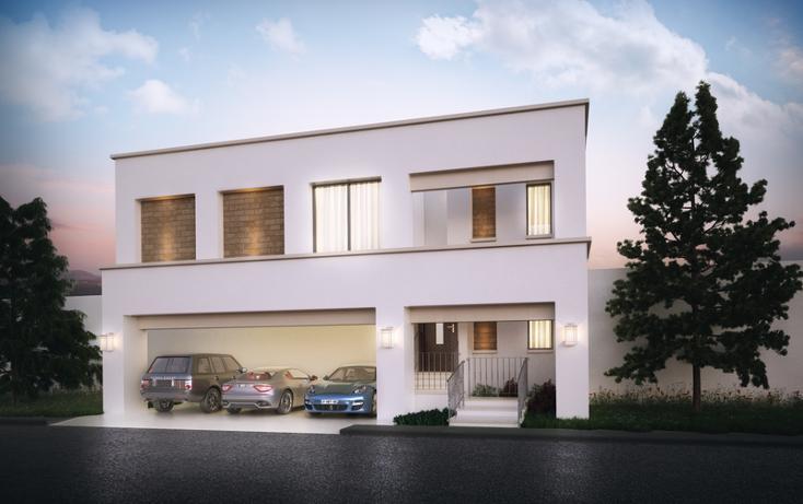 Foto de casa en venta en  , cantizal, santa catarina, nuevo león, 1485143 No. 02
