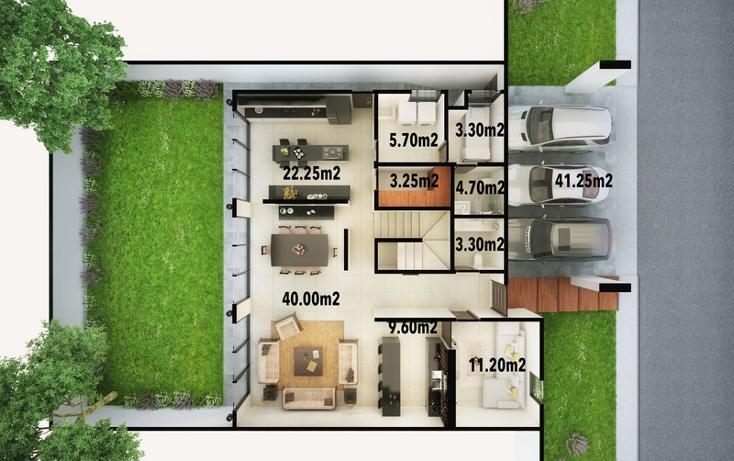 Foto de casa en venta en  , cantizal, santa catarina, nuevo león, 1485143 No. 03
