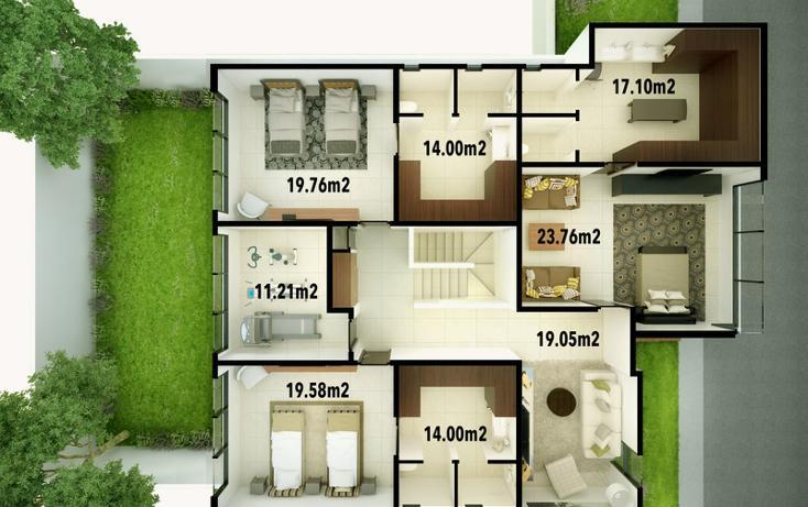 Foto de casa en venta en  , cantizal, santa catarina, nuevo león, 1485143 No. 04