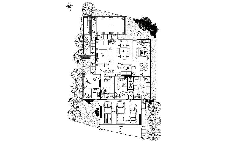 Foto de casa en venta en  , cantizal, santa catarina, nuevo león, 1776458 No. 01