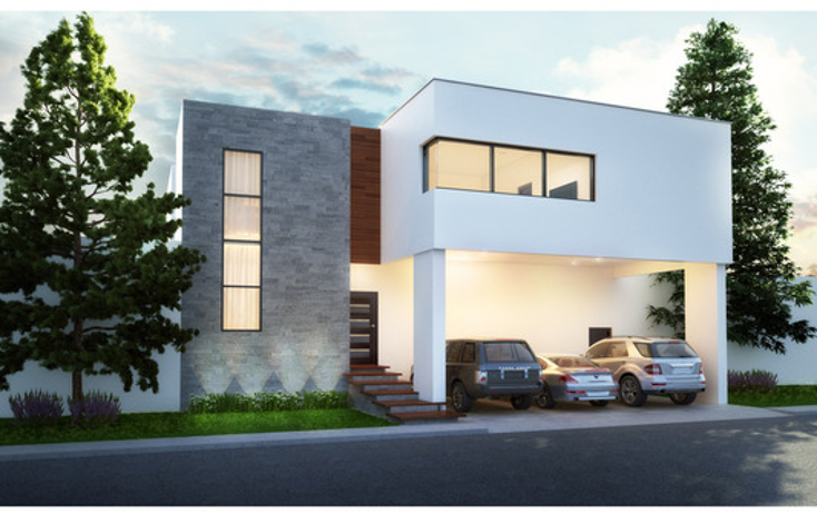 Foto de casa en venta en  , cantizal, santa catarina, nuevo león, 2015466 No. 01