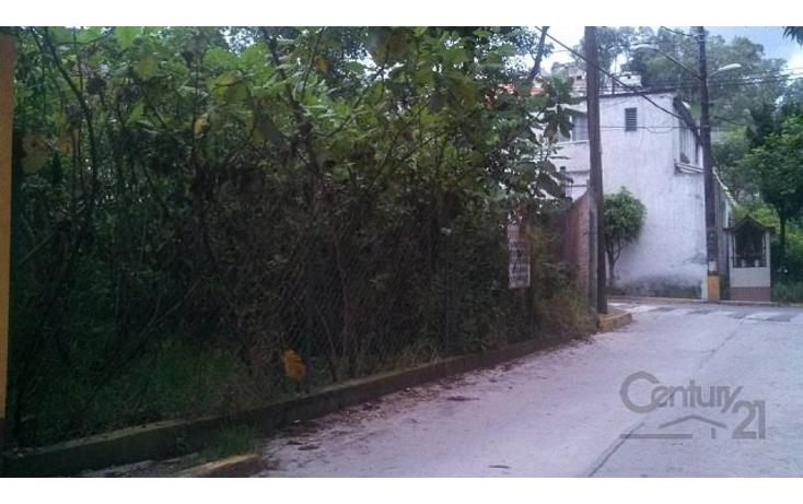 Foto de terreno habitacional en venta en  , canutillo, ?lvaro obreg?n, distrito federal, 1859112 No. 02