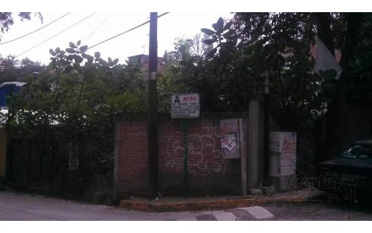Foto de terreno habitacional en venta en  , canutillo, ?lvaro obreg?n, distrito federal, 1859112 No. 04