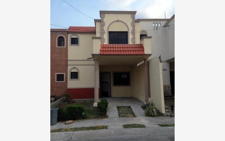 Foto de casa en venta en  588, real cumbres 2do sector, monterrey, nuevo león, 1628940 No. 01
