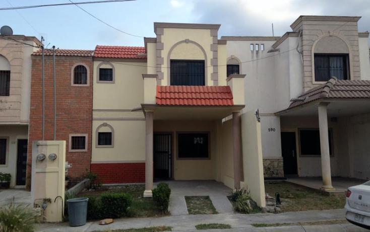 Foto de casa en venta en  588, real cumbres 2do sector, monterrey, nuevo león, 1628940 No. 02