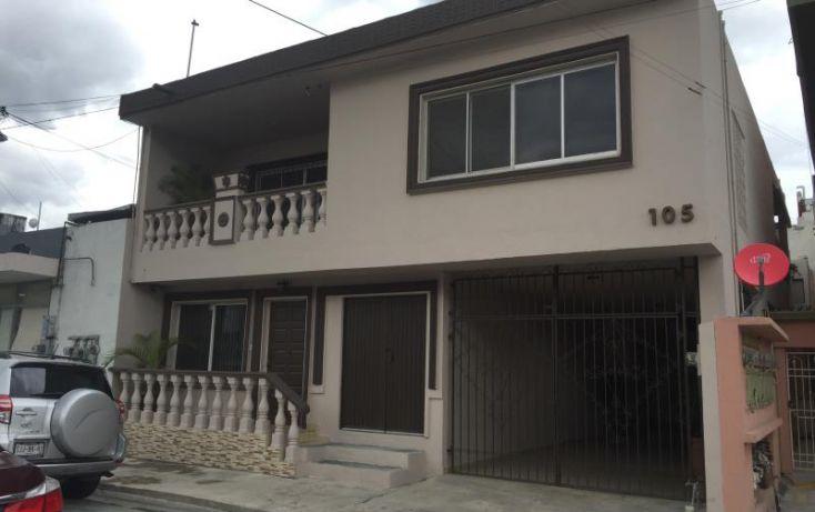 Foto de casa en venta en capricornio 105, contry, monterrey, nuevo león, 1725942 no 01