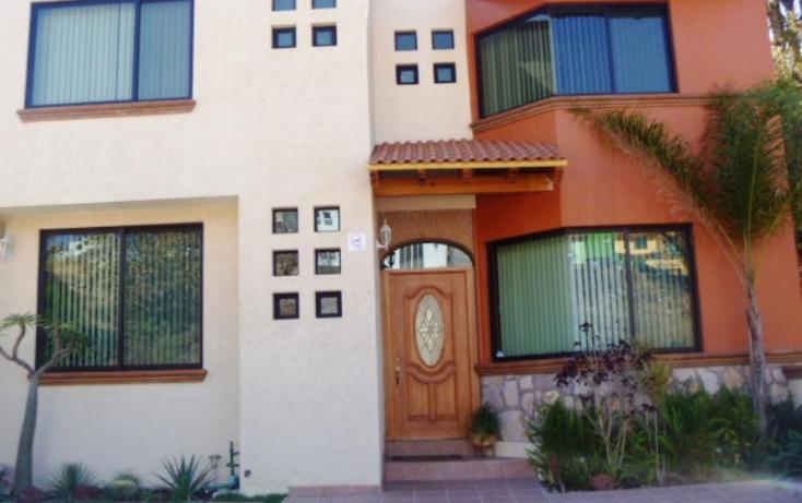 Foto de casa en venta en capuchinas 2, los encinos, morelia, michoacán de ocampo, 395928 no 02