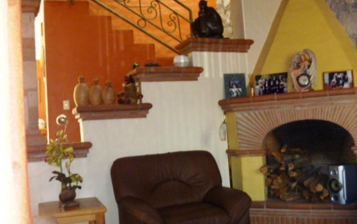 Foto de casa en venta en capuchinas 2, los encinos, morelia, michoacán de ocampo, 395928 no 05
