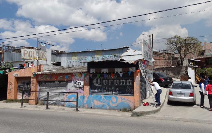 Foto de terreno habitacional en venta en  , capula, tepotzotlán, méxico, 1254945 No. 01