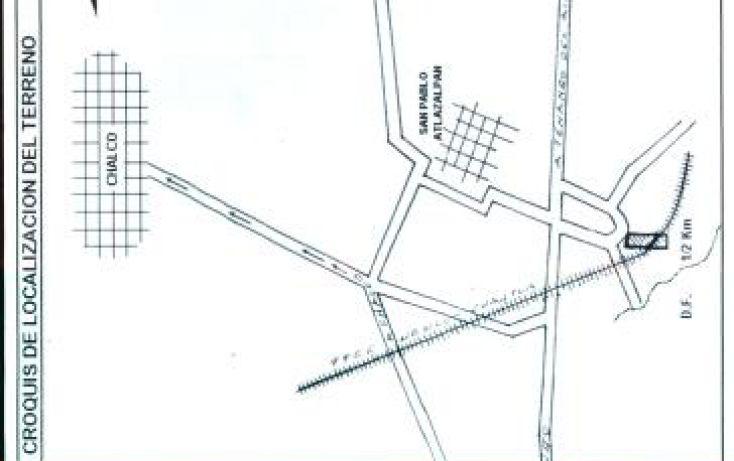 Foto de terreno habitacional en venta en, capultitla, chalco, estado de méxico, 635533 no 01