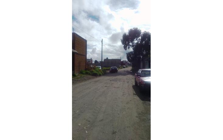 Foto de terreno habitacional en venta en  , capultitlán, toluca, méxico, 1244571 No. 04