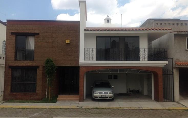 Foto de casa en venta en  , capultitlán, toluca, méxico, 1249123 No. 01