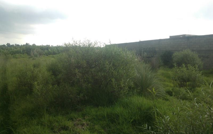 Foto de terreno habitacional en venta en  , capultitlán, toluca, méxico, 1379437 No. 01