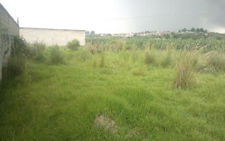 Foto de terreno habitacional en venta en  , capultitlán, toluca, méxico, 1379437 No. 04
