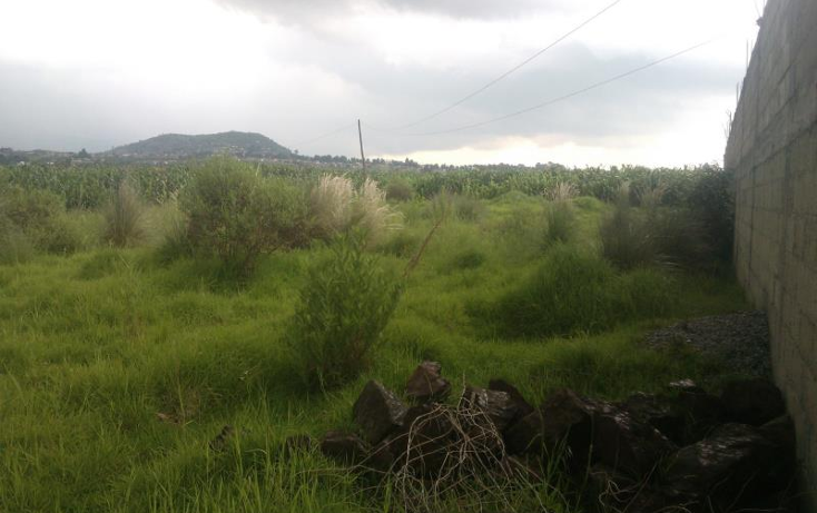 Foto de terreno habitacional en venta en  , capultitlán, toluca, méxico, 1379437 No. 05