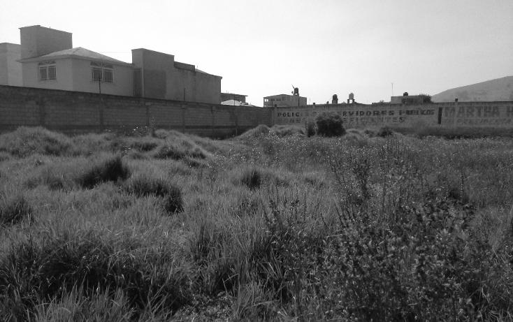 Foto de terreno habitacional en venta en  , capultitlán, toluca, méxico, 1480553 No. 01