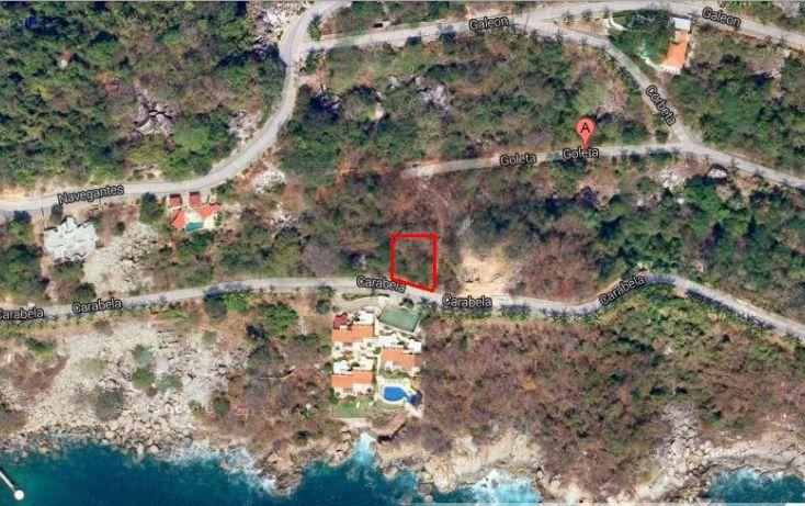 Foto de terreno habitacional en venta en carabela manzana f, brisas del marqués, acapulco de juárez, guerrero, 1700974 no 01