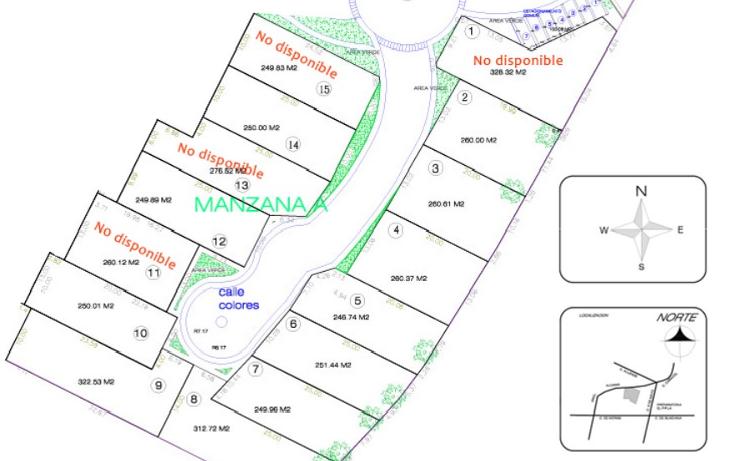 Foto de terreno habitacional en venta en  , caracol, san miguel de allende, guanajuato, 1779072 No. 02