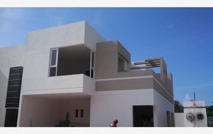 Foto de casa en venta en caracoles  mza 20, mundo habitat, solidaridad, quintana roo, 816815 no 01