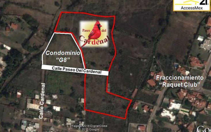 Foto de terreno habitacional en venta en cardenal norte l1, san juan cosala, jocotepec, jalisco, 1743315 no 02