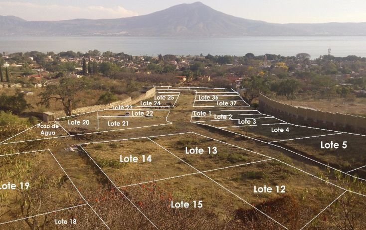 Foto de terreno habitacional en venta en cardenal norte l11, san juan cosala, jocotepec, jalisco, 1743333 no 02
